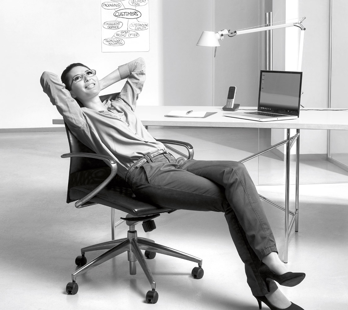 ¿Trabajas con ordenadores? Descubre las lentes graduadas ocupacionales.