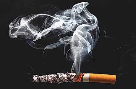 Como afecta el tabaco en la visión.